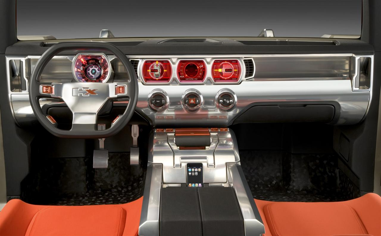 2008 Hummer HX Concept Image