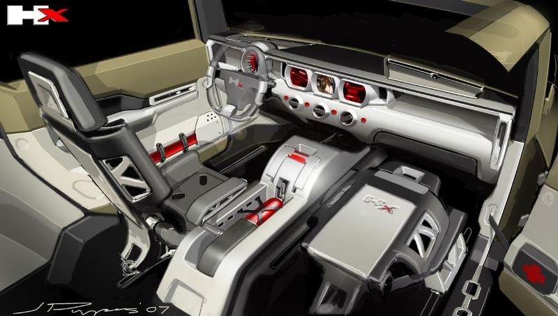 2008 Hummer HX Concept Image