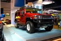 2003 Hummer H2 image.