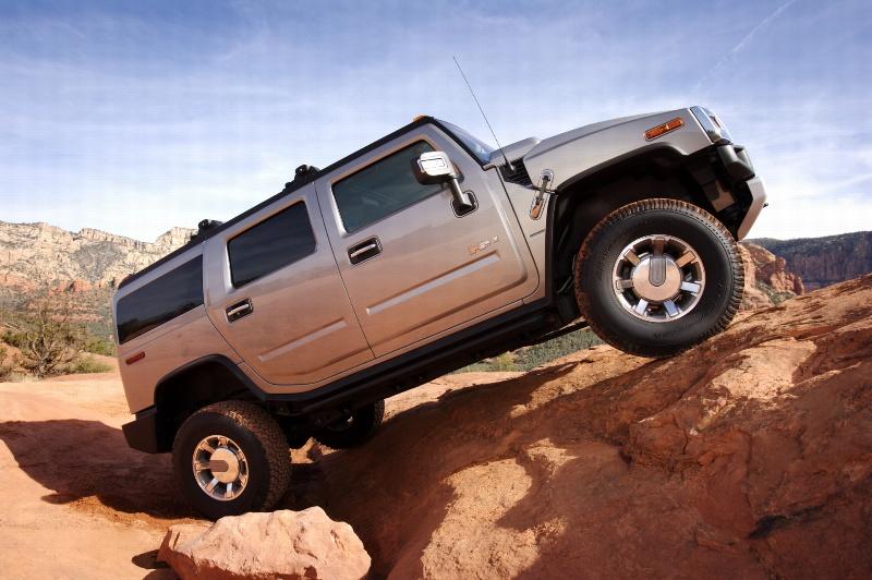 2008 Hummer H2 thumbnail image