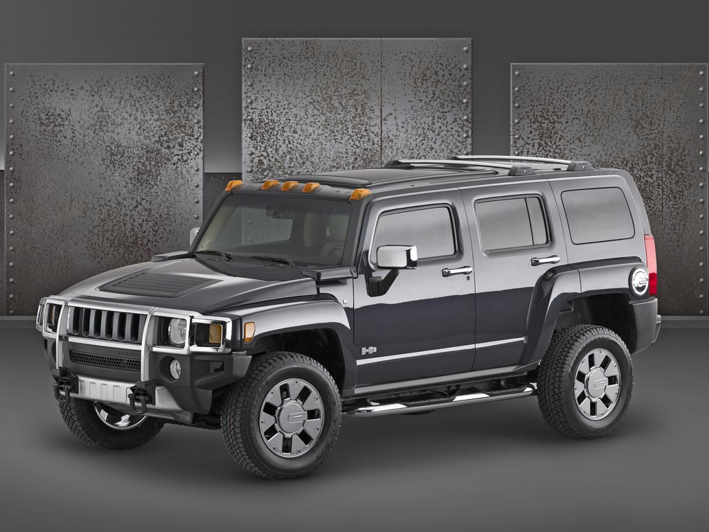 2006 hummer h3 street pictures history value research news. Black Bedroom Furniture Sets. Home Design Ideas