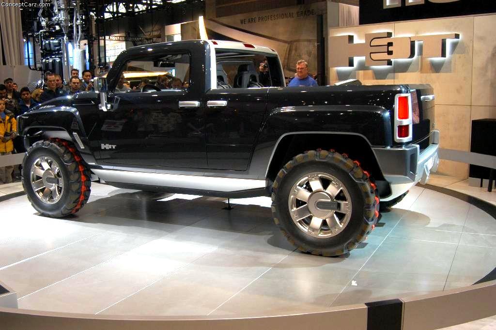2004 Hummer H3T Image