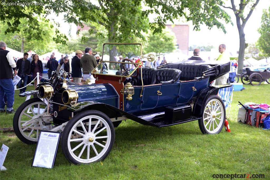1911 Hupmobile Model 20 photos