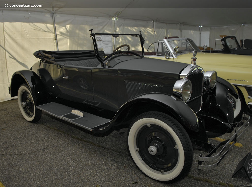 Detroit Auto Auction >> 1924 Hupmobile Series R Pictures, History, Value, Research ...
