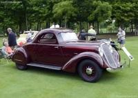 1935 Hupmobile 527-T