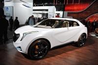 2011 Hyundai Curb Crossover Concept image.