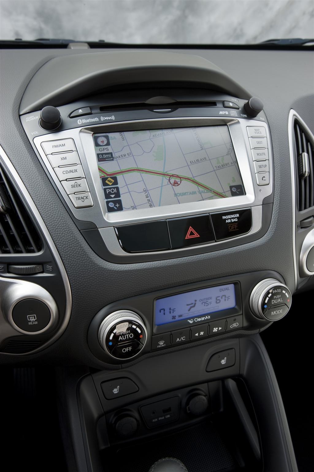 2011 Hyundai Tucson Conceptcarz Com