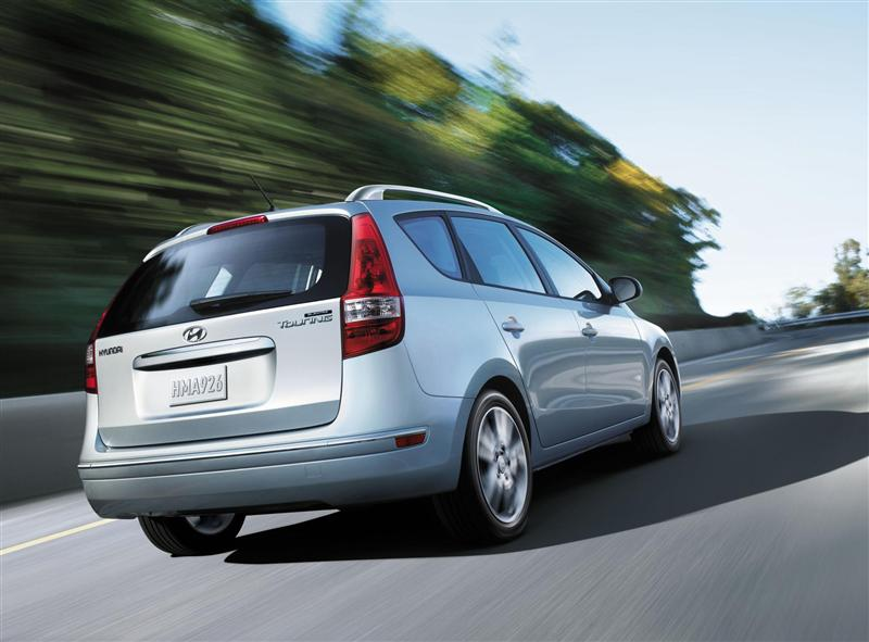2012 Hyundai Elantra Touring Image