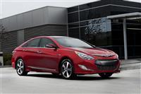 2012 Hyundai Sonata Hybrid image.