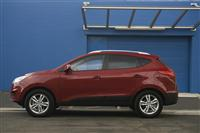 2012 Hyundai Tucson image.
