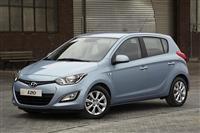 2012 Hyundai i20 image.