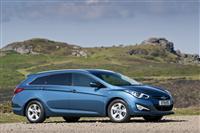 2012 Hyundai i40 Tourer image.