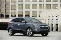 Hyundai Tucson Monthly Sales