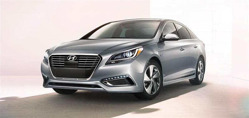 2016 Hyundai Sonata Hybrid pictures and wallpaper