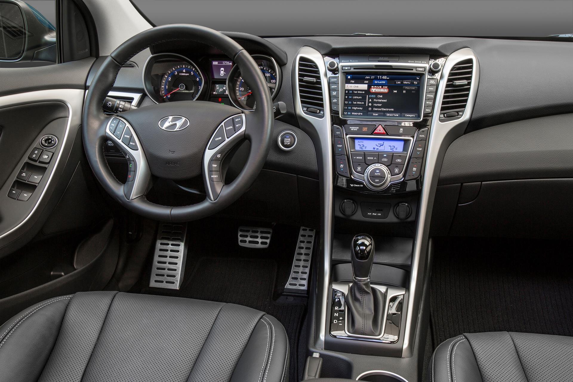 2017 Hyundai Elantra GT Image