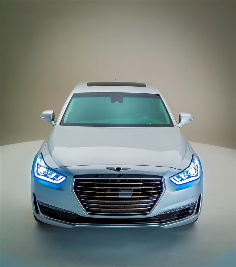 2017 Hyundai Genesis G90 Image