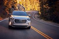 Hyundai Santa Fe Monthly Sales