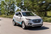 2017 Hyundai Tucson Fuel Cell image.