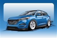 2016 Bisimoto Tucson pictures and wallpaper