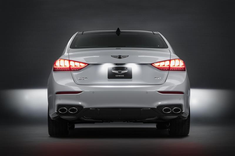 2017 Hyundai Genesis G80 Sport Image