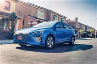 2017 Hyundai Ioniq Autonomous Concept image.