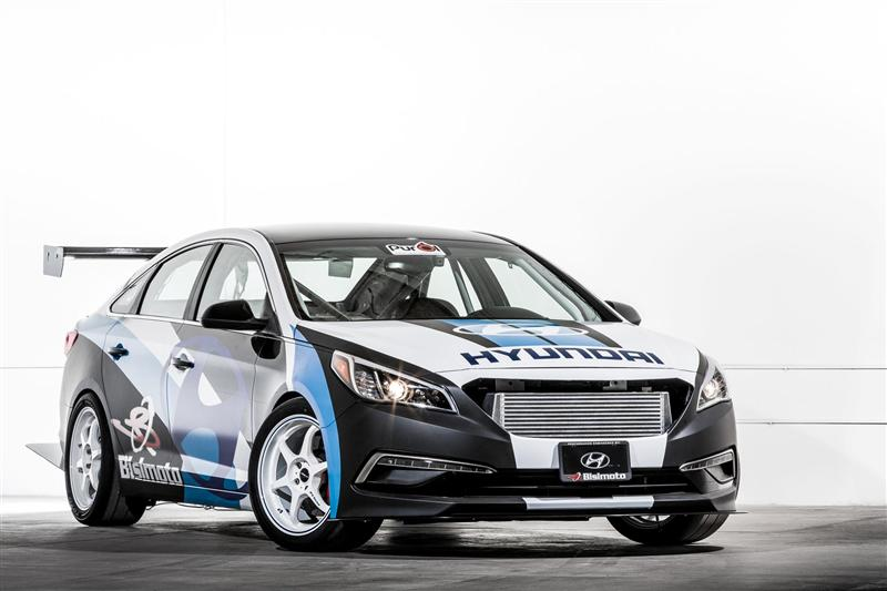 2015 Hyundai Bisimoto Engineering Sonata pictures and wallpaper