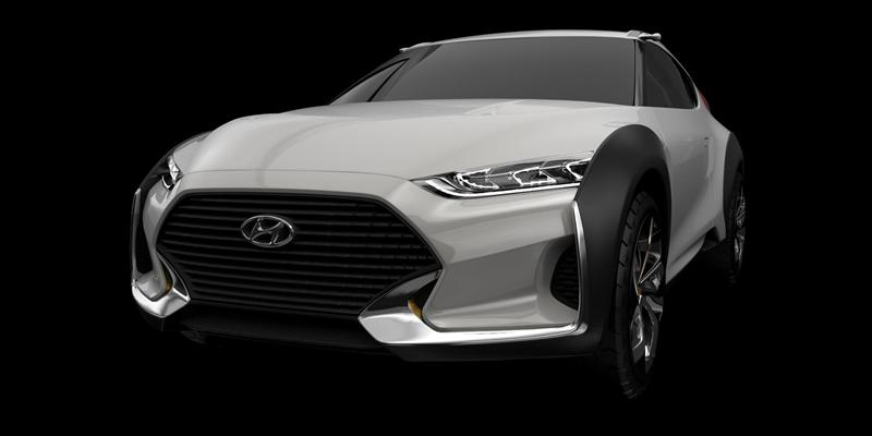2015 Hyundai Enduro CUV Concept pictures and wallpaper