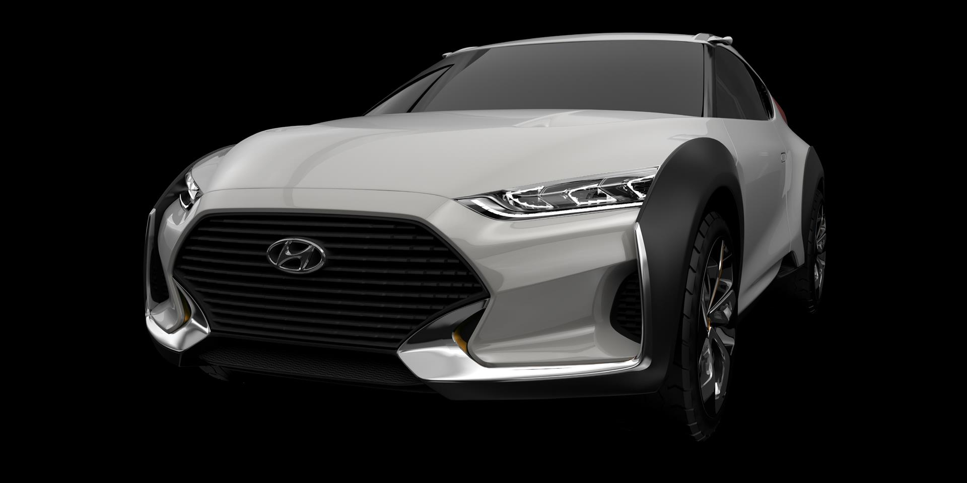 Hyundai Enduro CUV Concept pictures and wallpaper