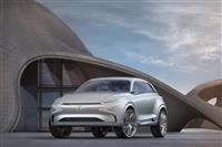 2017 Hyundai FE Fuel Cell Concept image.