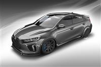 2017 Hyundai HyperEconiq Ioniq Concept image.