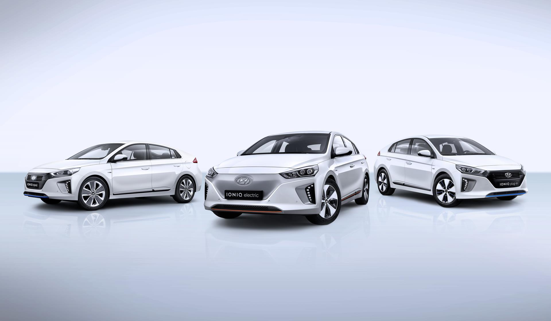 Hyundai IONIQ pictures and wallpaper