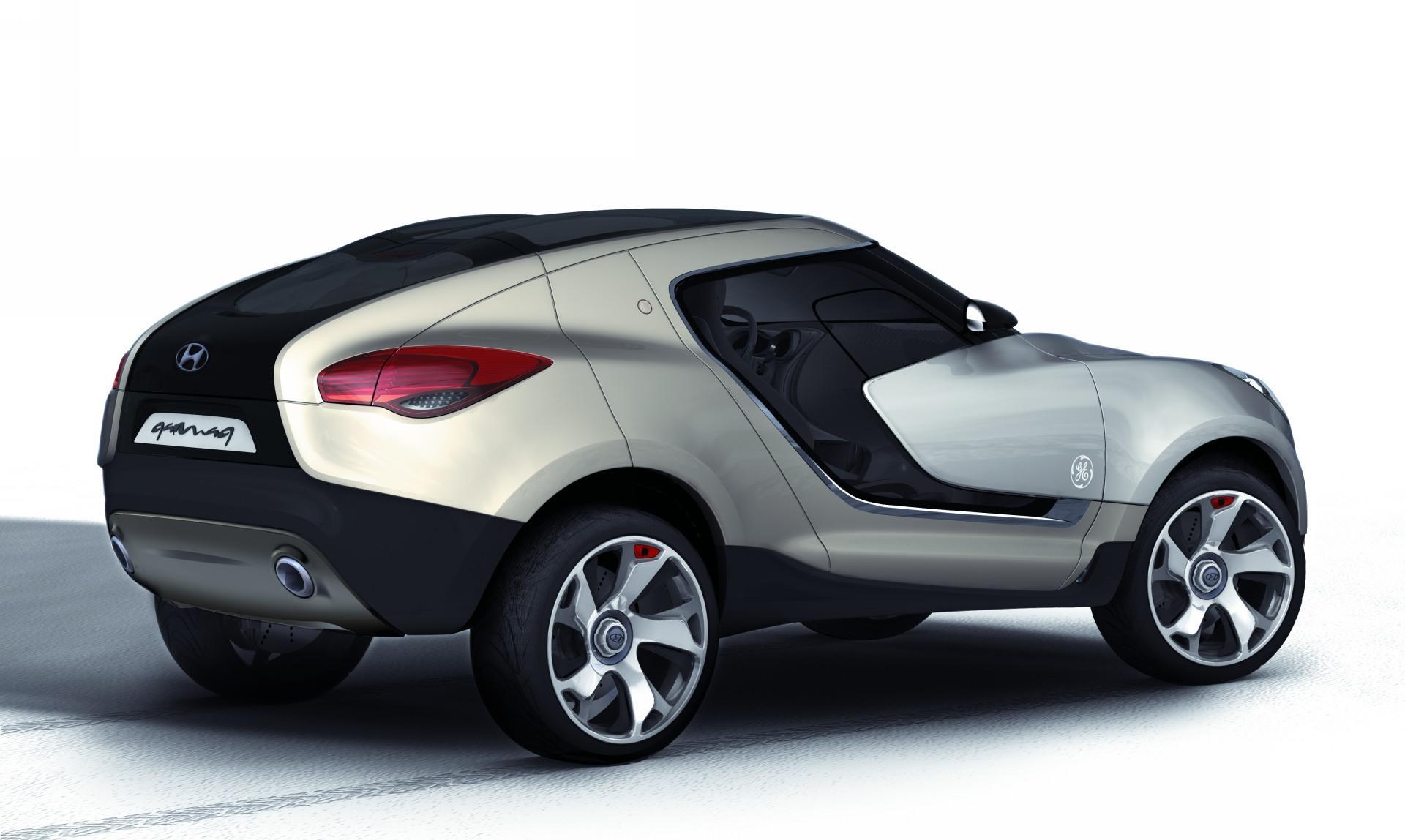 2007 Hyundai Qarmaq Concept Image