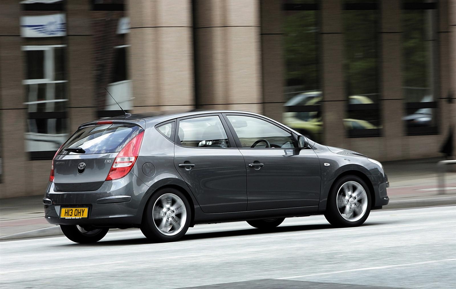 2011 Hyundai I30 Image