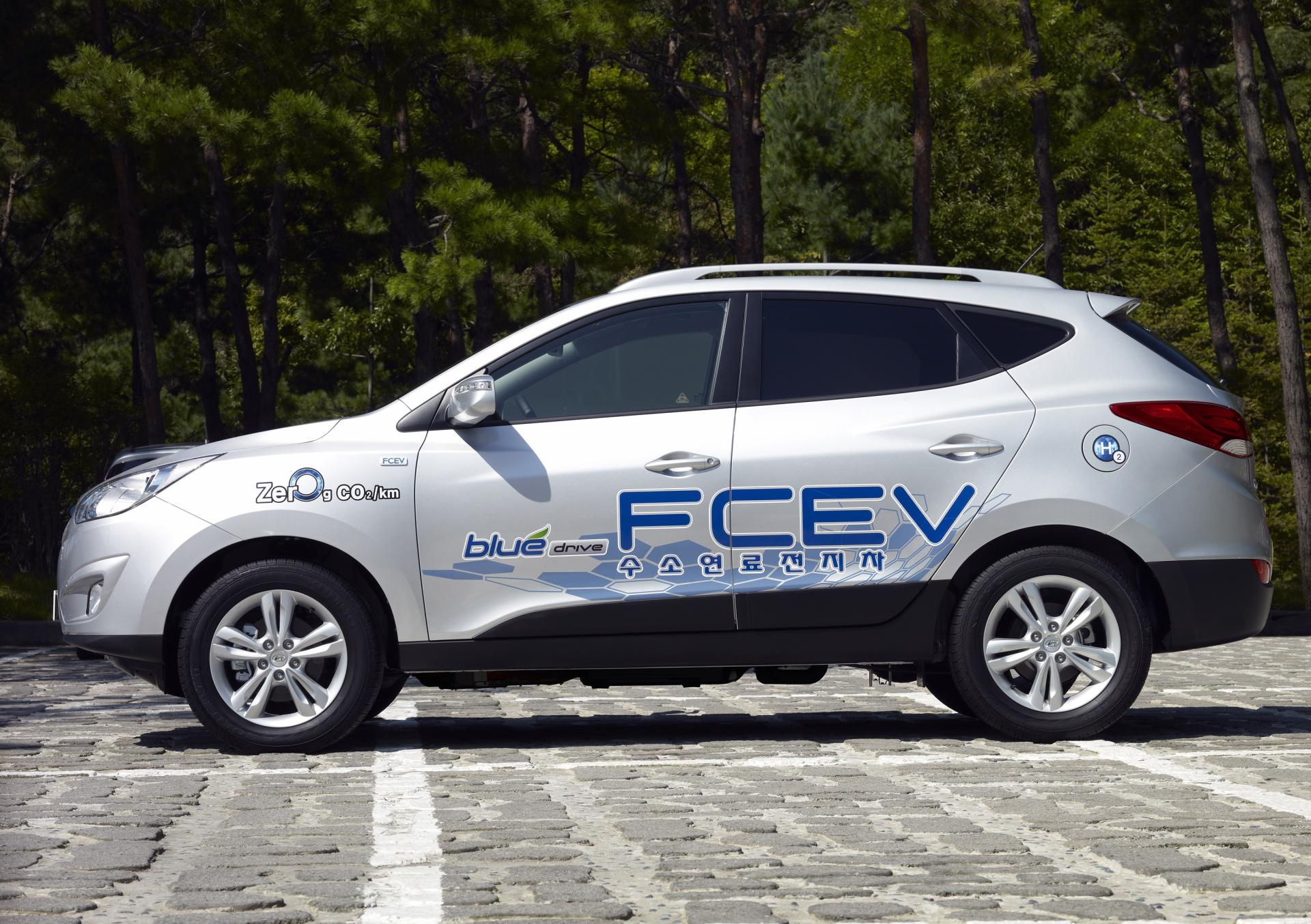 Hyundai ix35 FCEV pictures and wallpaper