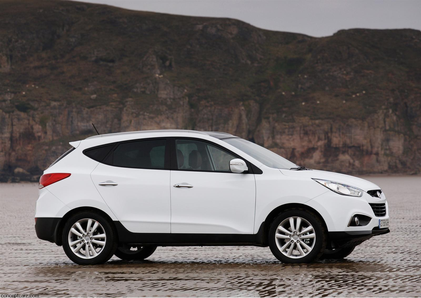 2011 Hyundai Ix35 Image