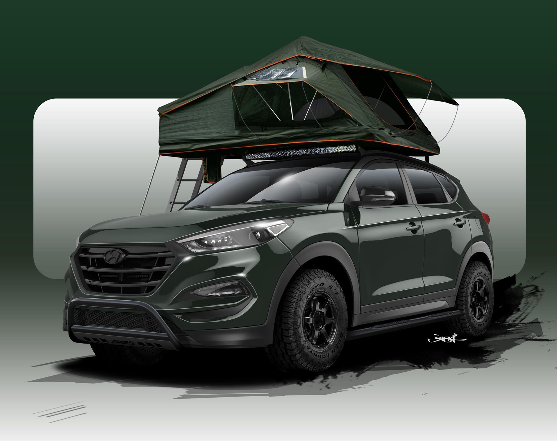 Hyundai Adventuremobile pictures and wallpaper