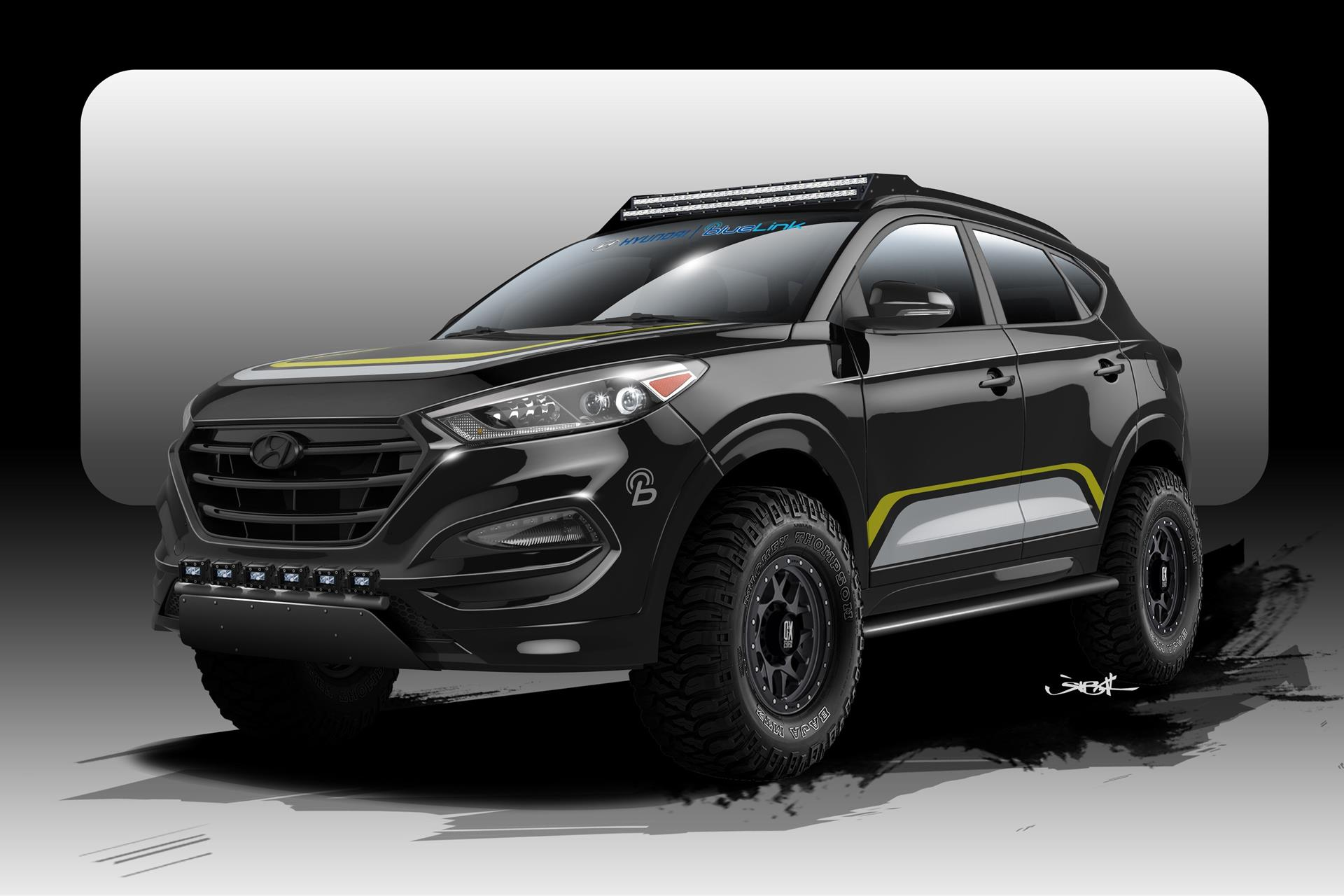 Hyundai Tucson pictures and wallpaper