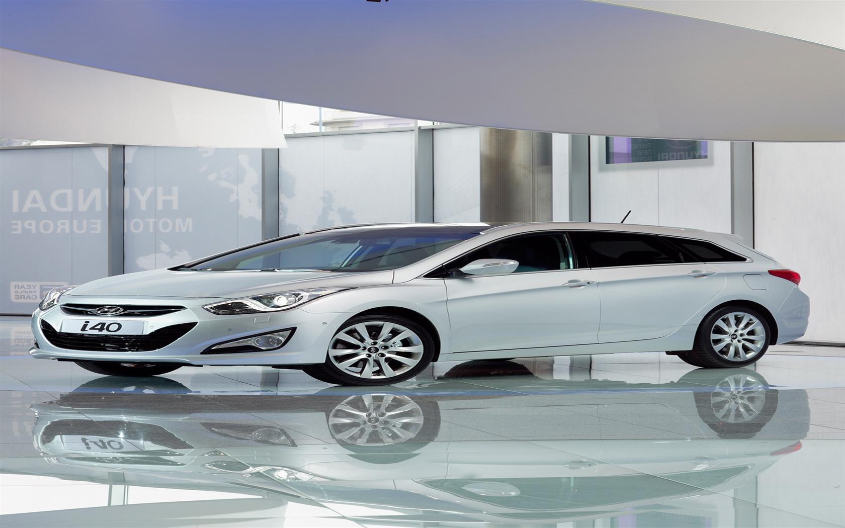 2011 Hyundai I40 Image