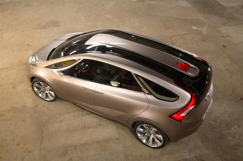 2008 Hyundai Hed 5 I Mode Concept Car Pictures