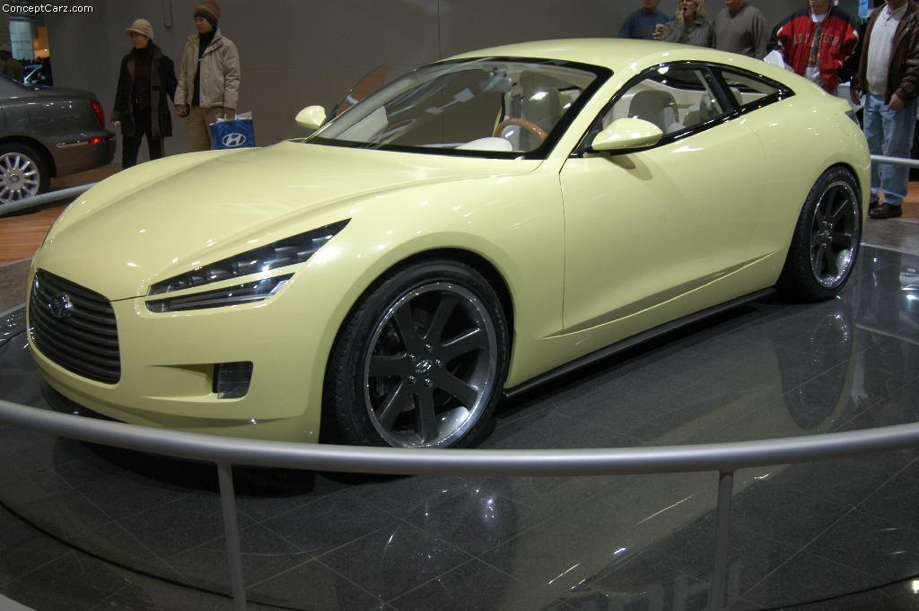 2004 Hyundai HCD8 Concept Image