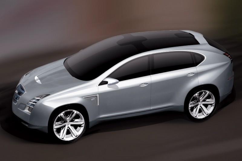 2005 Hyundai NEOS-III Concept Image