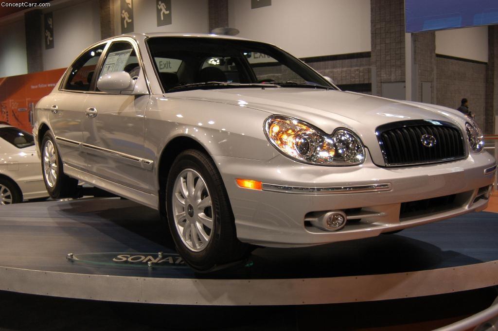2004 Hyundai Sonata Images Photo Hyundai Sonata Dc 03 03 Jpg