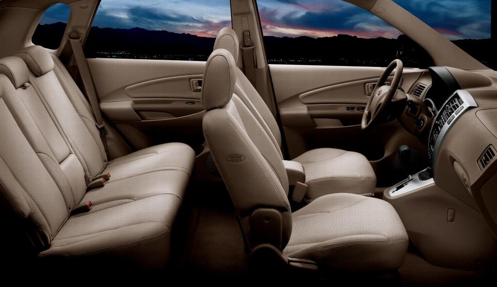 2007 Hyundai Tuscon