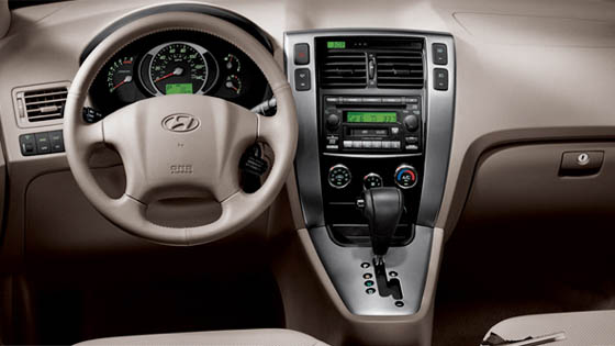 2006 Hyundai Tucson Pictures History Value Research News