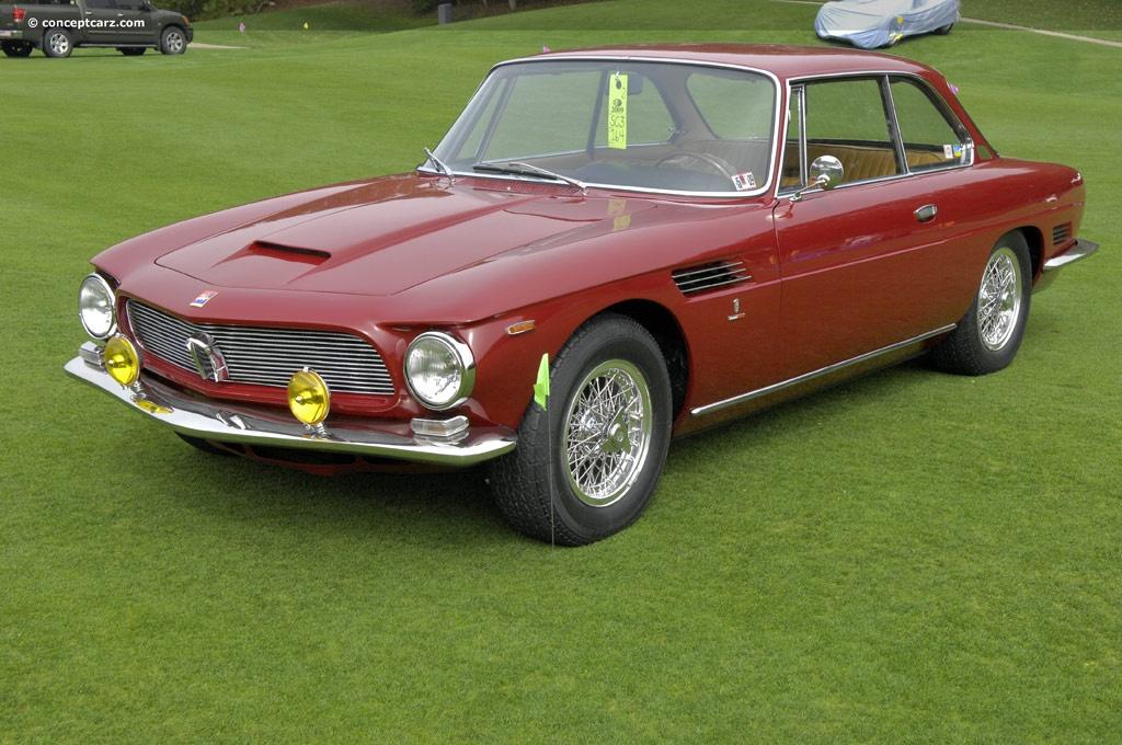 1964 Iso Rivolta Conceptcarz Com