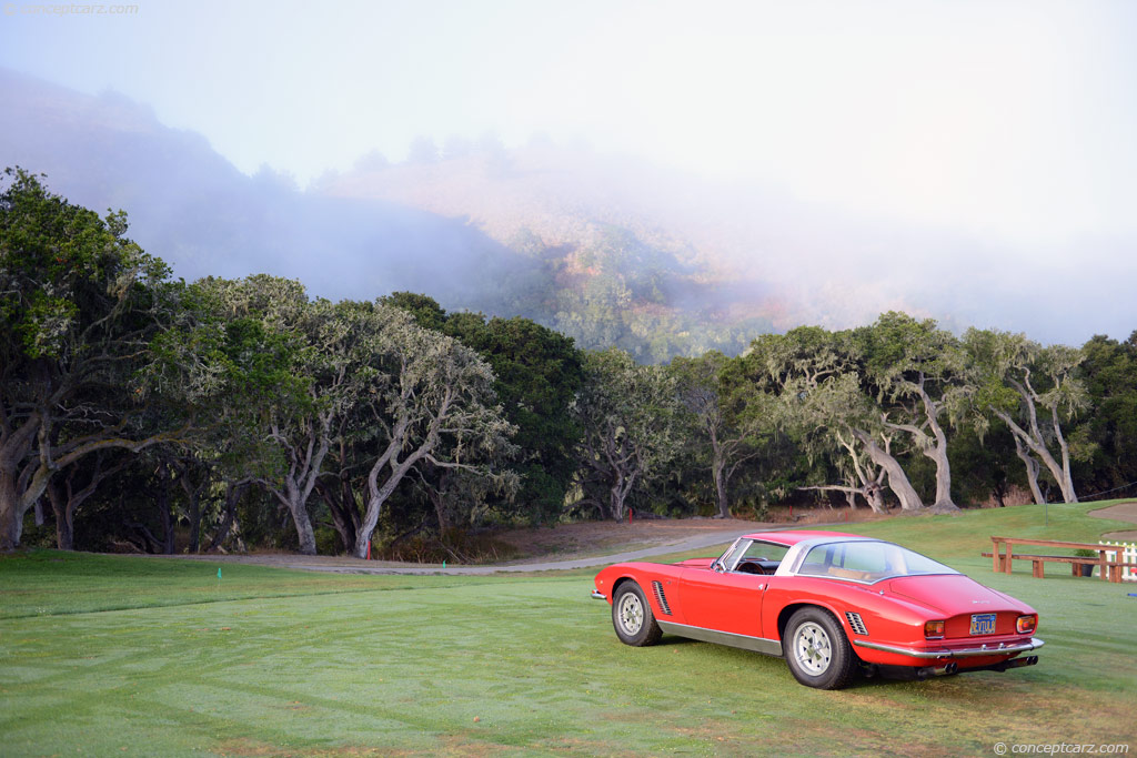 ISO Grifo Series II pictures and wallpaper