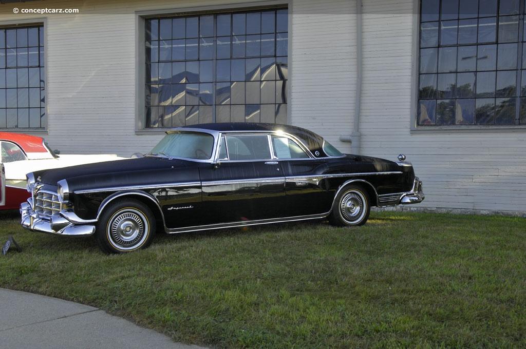 1955 Imperial Series C69 Conceptcarz Com