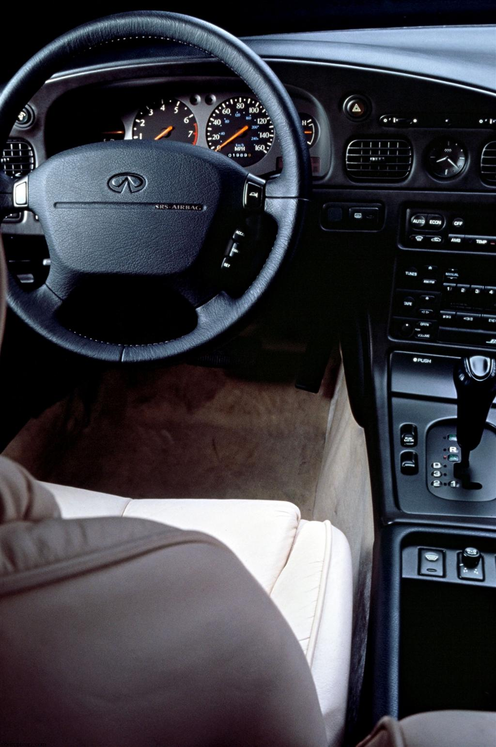 Note the images shown are representations of the 1990 infiniti q45