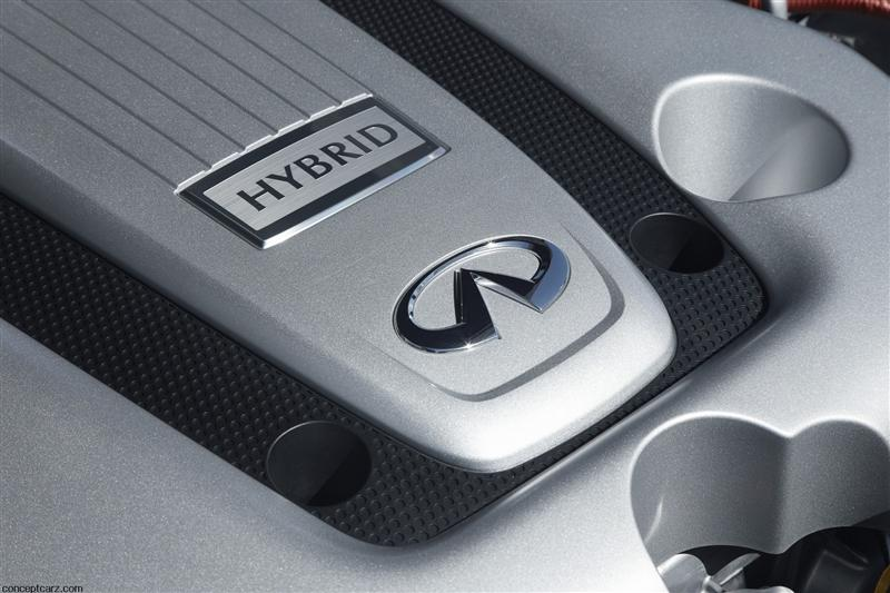 2012 Infiniti M Hybrid Image