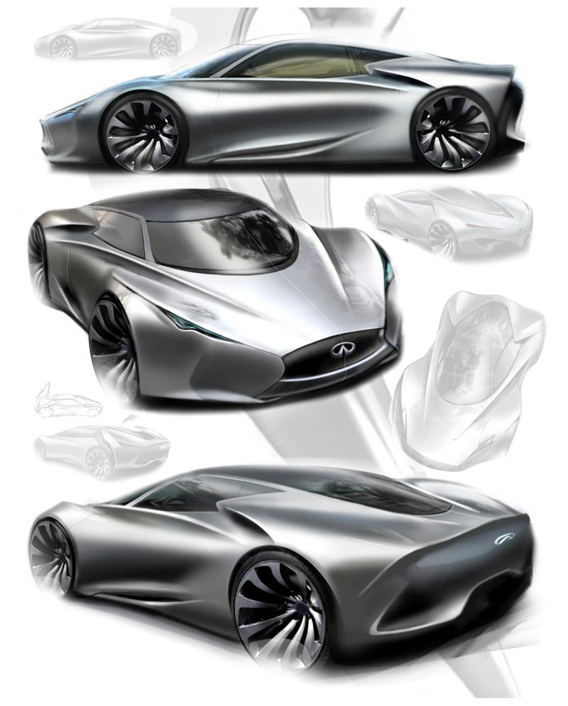 Infiniti emerg econcept coupe 011 800g 2012 infiniti emerg e concept vanachro Image collections